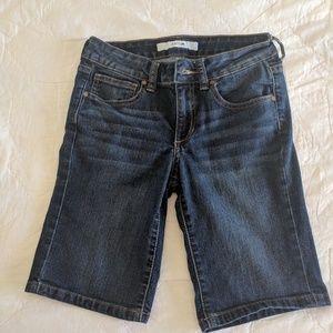Joe's Jeans Girls Bermuda shorts sz 14